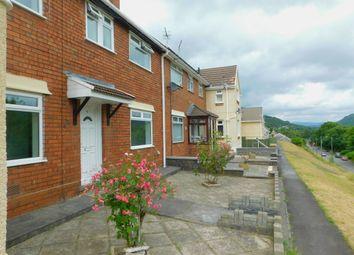 Thumbnail 3 bedroom terraced house for sale in Ynysmeudwy Road, Pontardawe Swansea