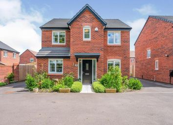 Thumbnail 4 bed detached house for sale in Dovestones, Great Sankey, Warrington, Cheshire