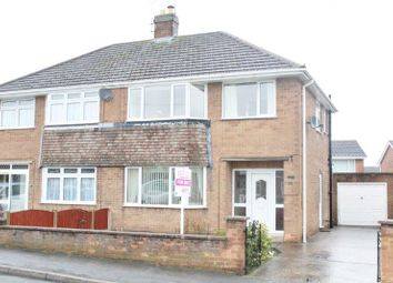 Thumbnail 3 bed semi-detached house for sale in Wynndale Drive, Mansfield