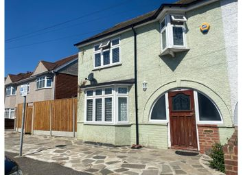 3 bed end terrace house for sale in Cedar Road, Romford RM7
