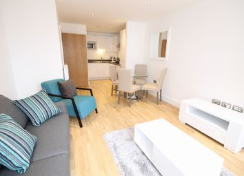Thumbnail 1 bed flat to rent in Canary View, 23 Dowells Street, New Capital Quay, London