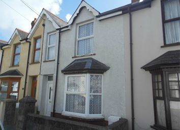Thumbnail 3 bed terraced house for sale in 5 Victoria Avenue, Fishguard, Pembrokeshire