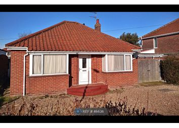 Thumbnail 2 bed bungalow to rent in Corbet Avenue, Norwich