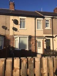Thumbnail 3 bedroom terraced house to rent in Cavendish Gardens, Ashington