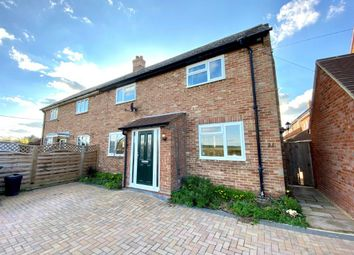 Thumbnail 3 bed semi-detached house for sale in Brook End, Steeple Morden, Royston