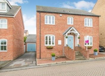 Thumbnail 4 bedroom detached house for sale in Beck Way, East Ardsley, Wakefield