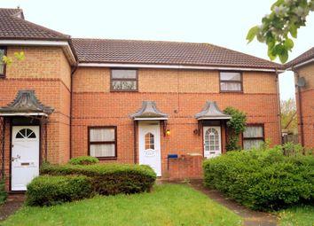 Thumbnail 1 bed terraced house to rent in Newbridge Oval, Emerson Valley, Milton Keynes