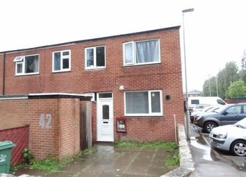 Thumbnail 4 bed end terrace house for sale in Warwick Court, Loughborough, Leicestershire