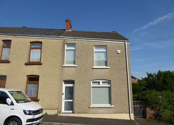 Thumbnail 3 bed end terrace house for sale in Weig Road, Gendros, Swansea