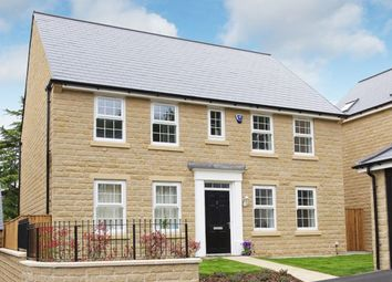 "Thumbnail 4 bedroom detached house for sale in ""Chelworth"" at Manywells Crescent, Cullingworth, Bradford"