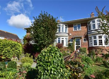 Thumbnail 3 bed terraced house for sale in The Moorings, North Lancing, West Sussex