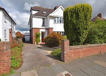 Thumbnail 4 bed semi-detached house for sale in Sweetbrier Lane, Exeter