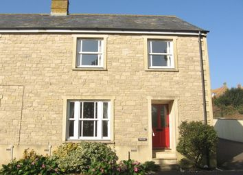 Thumbnail 3 bedroom end terrace house to rent in Double Common, Charmouth, Bridport