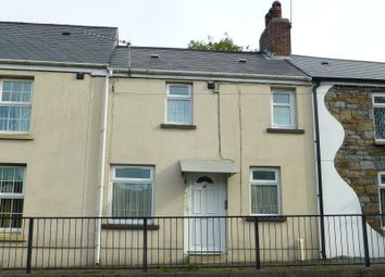 Thumbnail 2 bed terraced house for sale in Graig Road, Gwaun Cae Gurwen, Ammanford, Carmarthenshire.