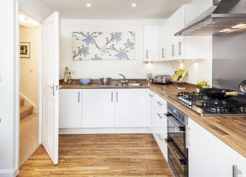 "Thumbnail 3 bed end terrace house for sale in ""Borthwick"" at Baileyfield Road, Edinburgh"
