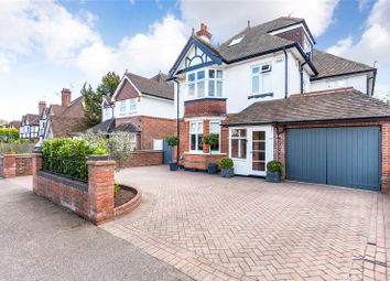 Thumbnail 6 bed detached house for sale in Belmont Road, Bushey, Hertfordshire