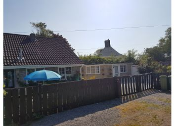 Thumbnail 3 bed detached bungalow for sale in Lower Godney, Wells