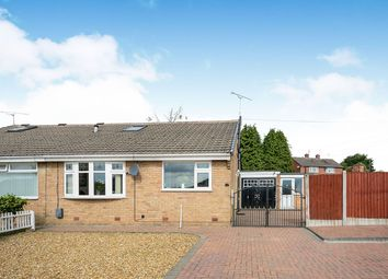 Thumbnail 2 bed bungalow for sale in Dunvegan Avenue, Danesmoor, Chesterfield, Derbyshire