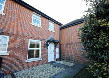 Thumbnail 2 bedroom end terrace house for sale in Meadow Road, Raybrook Park, Rodbourne, Swindon