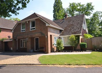 Thumbnail 4 bed detached house for sale in Edgcumbe Park Drive, Crowthorne, Berkshire