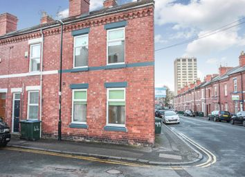Thumbnail 5 bed end terrace house for sale in Gordon Street, Earlsdon, Coventry