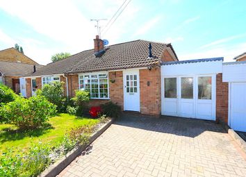 Thumbnail 2 bedroom semi-detached bungalow for sale in Pits Avenue, Braunstone, Leicester