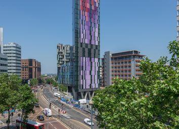 Thumbnail 2 bed flat for sale in Saffron Tower, Croydon, London