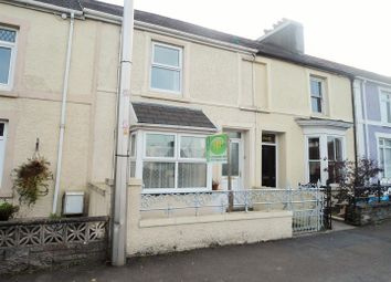 Thumbnail 2 bed terraced house for sale in Towy Terrace, Ffairfach, Llandeilo