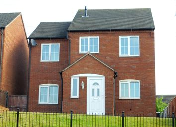 Thumbnail 4 bed property to rent in High Street, Newhall, Swadlincote