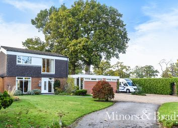 Thumbnail 4 bed detached house for sale in Haconsfield, Hethersett, Norwich