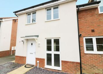 Thumbnail 3 bed terraced house to rent in Colemans Close, Kingsnorth, Ashford