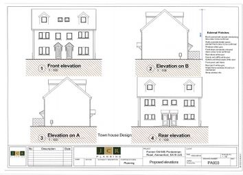 Thumbnail 3 bed property for sale in Former Old Mill, Pontamman, Ammanford, Carmarthenshire.