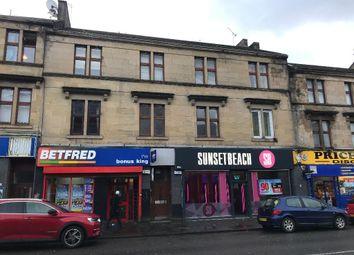 Thumbnail 1 bed flat for sale in Shettleston Road, Shettleston, Glasgow