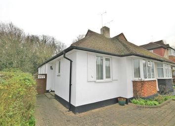 Thumbnail 2 bed semi-detached bungalow to rent in Beaufort Way, Ewell, Epsom
