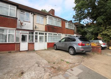 Thumbnail 3 bed terraced house to rent in North Hyde Lane, Southall