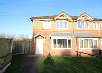 Thumbnail 3 bed semi-detached house for sale in Rosewood Road, Blackley, Manchester