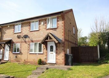 Thumbnail 2 bed end terrace house for sale in Hillgrove Close, Kidsbury Road, Bridgwater