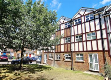 Thumbnail 2 bed flat for sale in Knaphill, Woking, Surrey