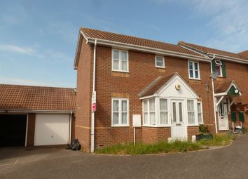 Thumbnail 2 bed terraced house for sale in Chaffinch Drive, Dovercourt, Harwich