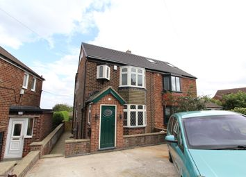 Thumbnail 3 bed semi-detached house for sale in Highfield Rise, Stannington, Sheffield, South Yorkshire