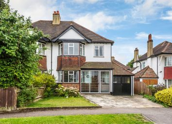Thumbnail 3 bed detached house to rent in Furzedown Road, Sutton, Surrey