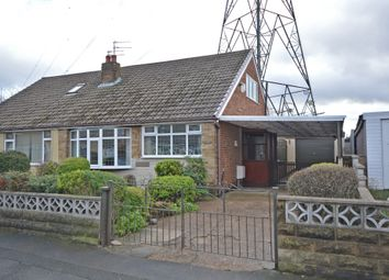 Thumbnail 3 bed bungalow for sale in Lingwell Gate Crescent, Outwood, Wakefield
