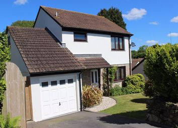 4 bed detached house for sale in Polyear Close, Polgooth, St Austell PL26
