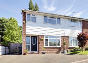 Thumbnail 3 bed semi-detached house for sale in Hemingway Close, Carlton, Nottinghamshire