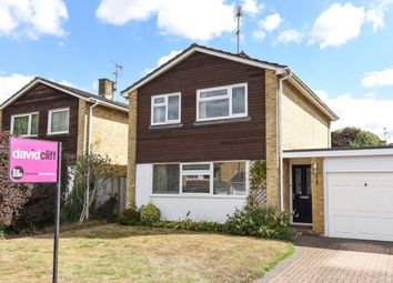Thumbnail 3 bed detached house for sale in Sewell Avenue, Wokingham