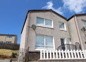 Thumbnail 3 bed terraced house for sale in Minnoch Crescent, Maybole, Ayrshire