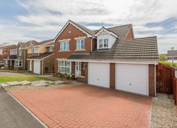 Thumbnail 5 bed detached house for sale in Baleshrae Crescent, Kilmarnock, East Ayrshire