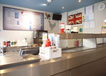 Thumbnail Restaurant/cafe for sale in Fish & Chips HD9, Honley, West Yorkshire