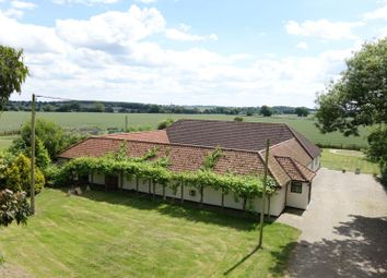 Thumbnail 5 bed barn conversion for sale in New Common Road, Market Weston, Diss