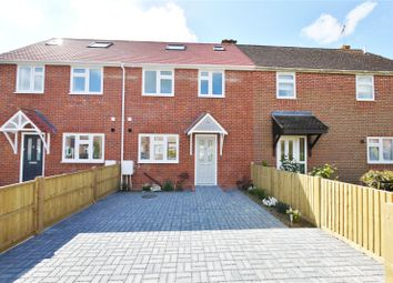 Thumbnail 3 bed terraced house for sale in Millbank Avenue, Ongar, Essex